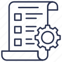 management, project, project management, tasks icon