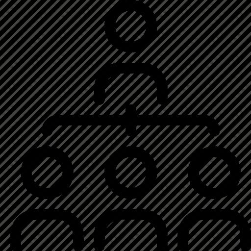 Management, sitemap, team, teamwork icon - Download on Iconfinder
