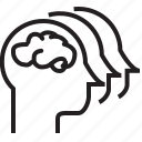 brain, brainstorm, business, cooperate, human, team, teamwork icon