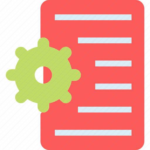 file, settings, technology, user icon
