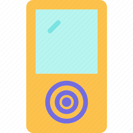 ipod, listening, music, play, song icon