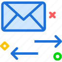 distribute, email, envelope, mail, message
