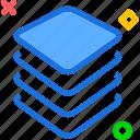 chip, cpu, layers, memory, usage