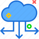 accessdistribution, cloud, online, upload icon