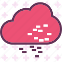 access, cloud, guardar, memory, online, save, storage, upload icon