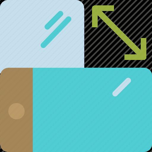 devicescreenrotate, mobile, phone icon