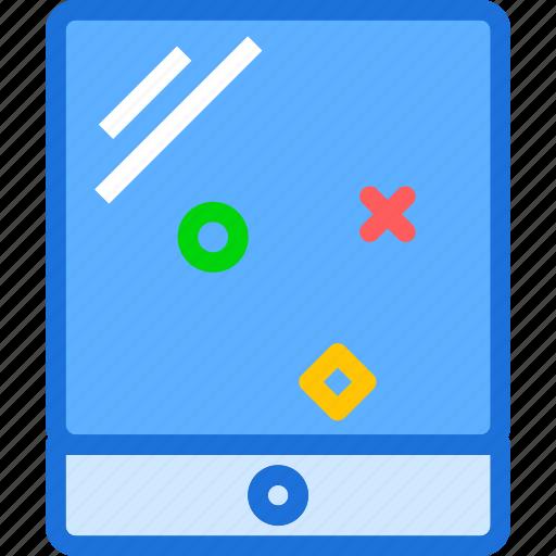 display, ipad, tablet, touchscreen icon