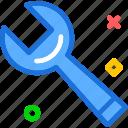 digital, key, lock, mechanic, tool, unlock, web icon