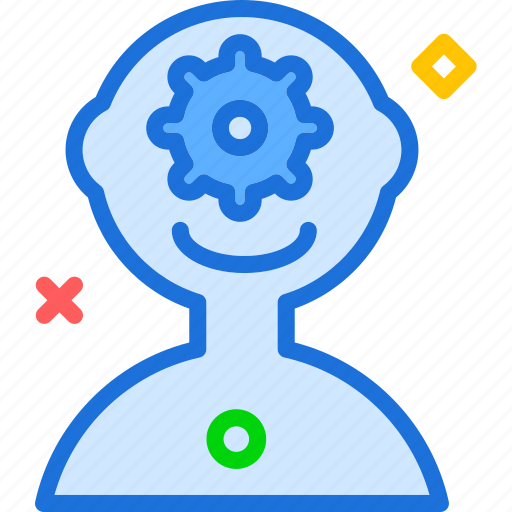 profile, settings, technology, user icon
