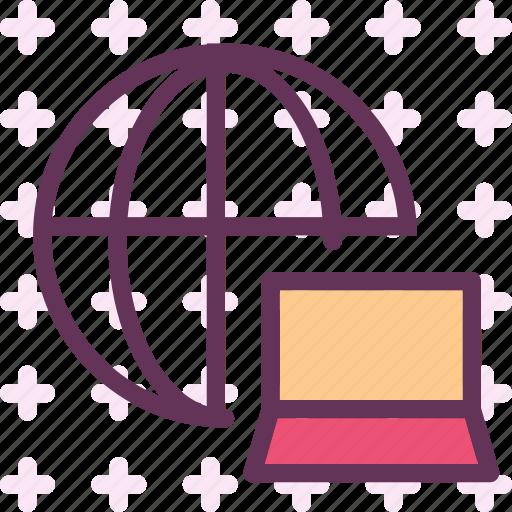 coonection, internet, offline, online icon