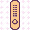 command, control, remote, tv icon