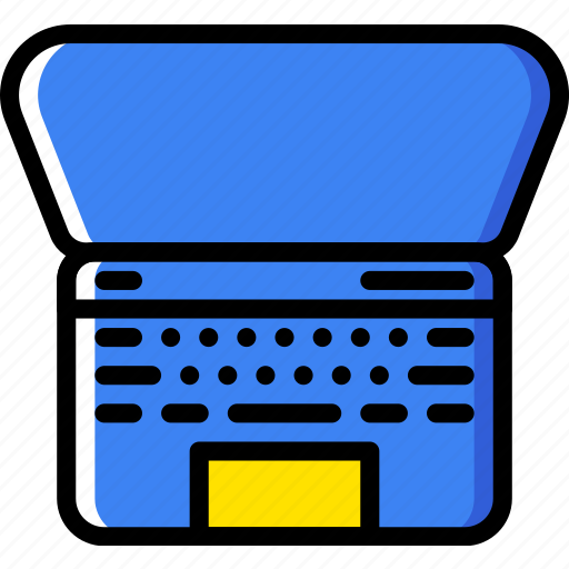 device, gadget, macbook, pro, technology icon