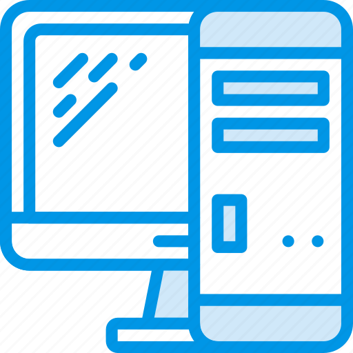 computer, device, gadget, technology icon