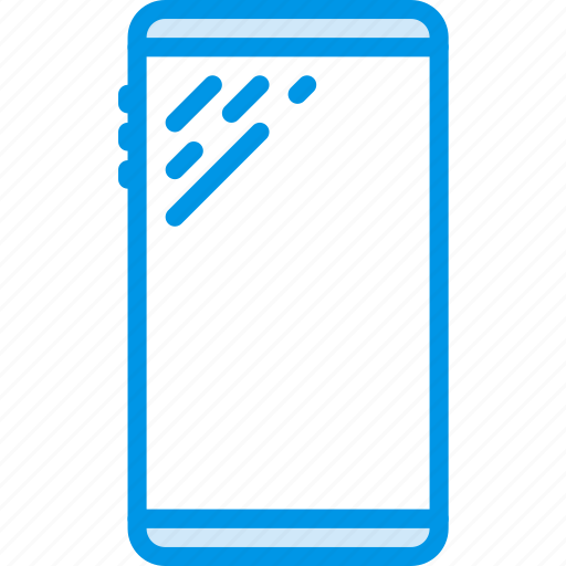 device, gadget, galaxy, s8, technology icon