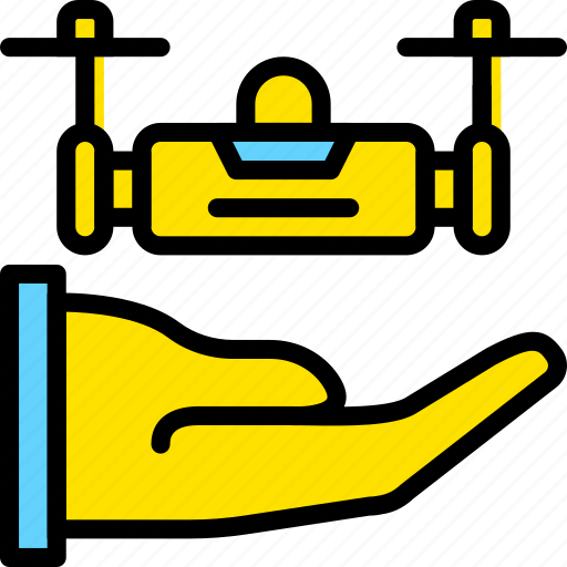 device, drone, gadget, give, technology icon
