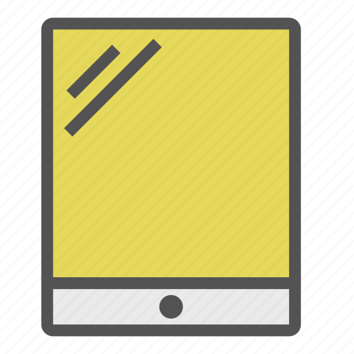 device, portable, tablet icon