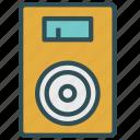 analog, player, radio, tuner icon