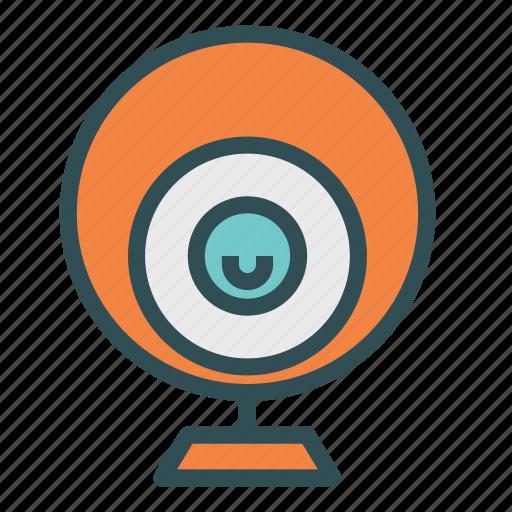 camera, computer, device, pc, webcam icon