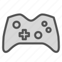 console, game, joystick, play icon
