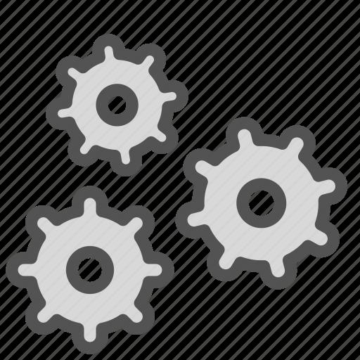 mechanics, options, settings, working icon