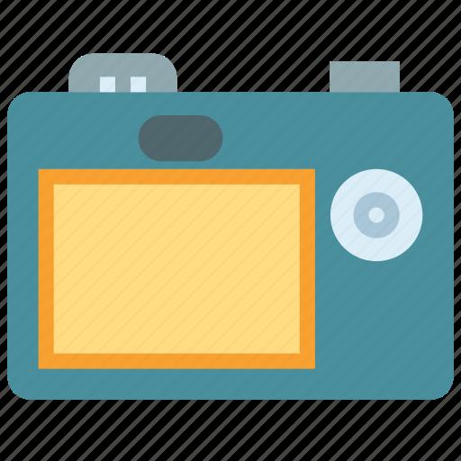 camera, digital, photo, picture icon