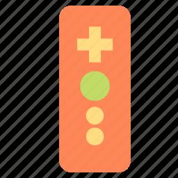 console, control, joystick, remote, wii icon