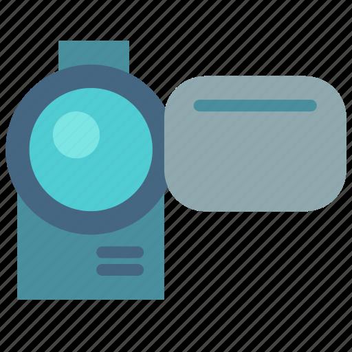camera, film, media, video icon