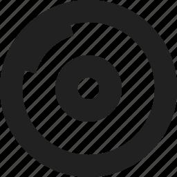 cd, computer, data, database, file, storage icon