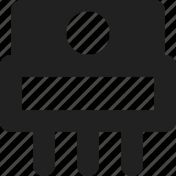 electronics, thyrsistor icon