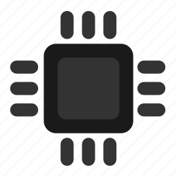 computer, cpu, desktop, device, electric, electronics, technology icon