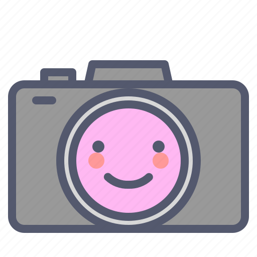 camera, film, front, photo, photography, record icon