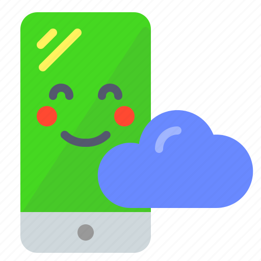 cloud, cool, network, proc, weather icon