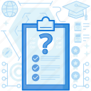 answers, checklist, clipboard, faq, list, question, survey