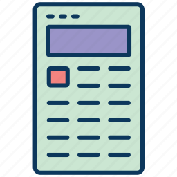 calculating, calculator, function, match, multiplication, number, summation icon