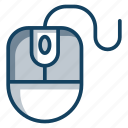 click, computer accessory, electronic wireless mouse, hardware, input device, mouse icon