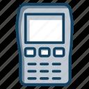 distance meter, home appliance, inductive meter, measurer, smart gadget icon