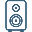 audio, loudspeaker, music, sound, speaker, volume icon