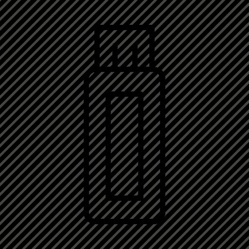 device, hardware, it, media, tech, technology, usb icon