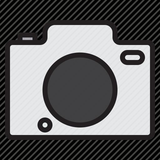 camera, communication, computer, internet, network icon