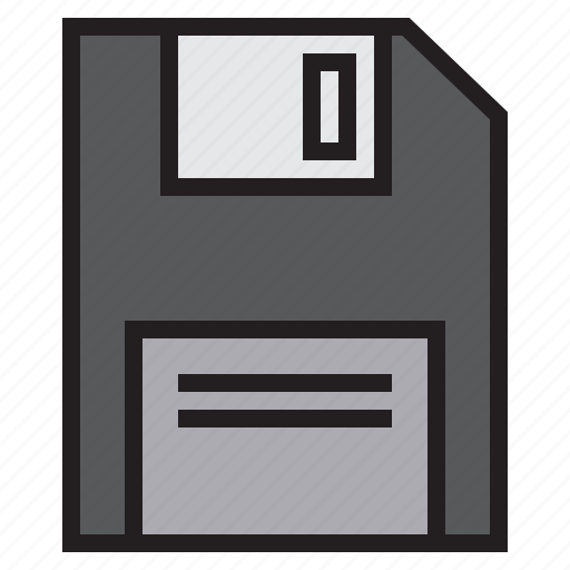 communication, computer, disk, flopy, internet, network icon