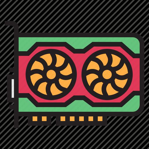 card, communication, computer, internet, network, vga icon
