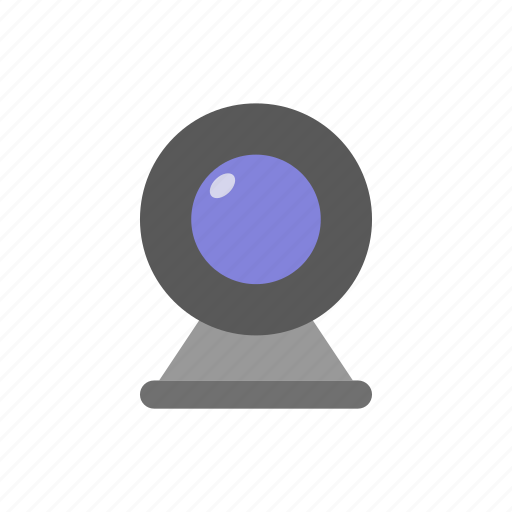 cam, device, gadget, office, technology, web icon