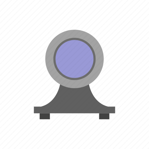device, gadget, office, technology, webcam icon