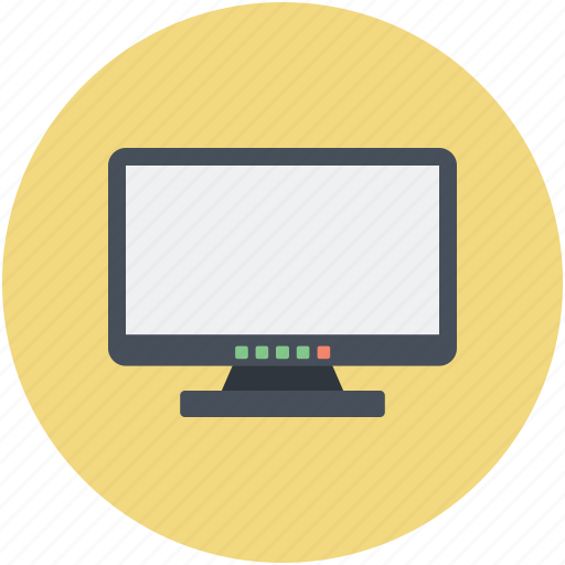 Display screen, lcd, led, monitor, tv icon - Download on Iconfinder