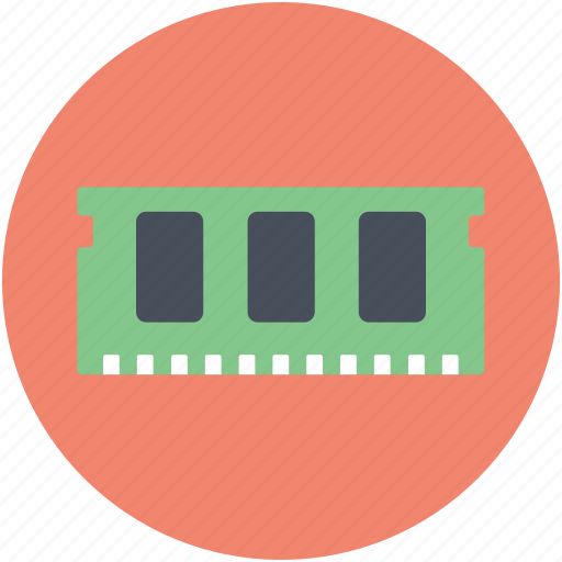 computer hardware, computer memory, computer ram, ram, storage device icon