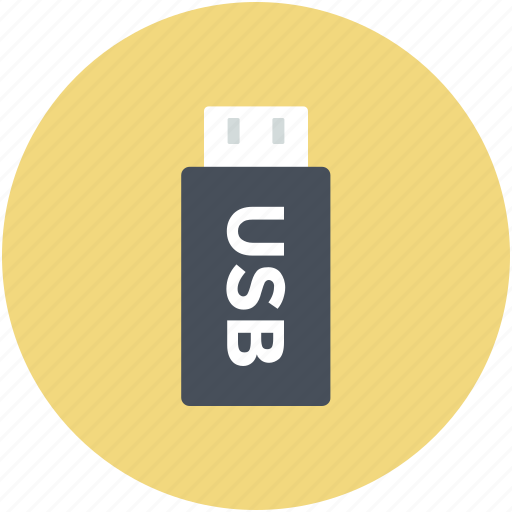 memory stick, pen drive, usb, usb stick icon