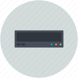 cd player, cd reader, dvd player, dvd reader, dvd rom icon