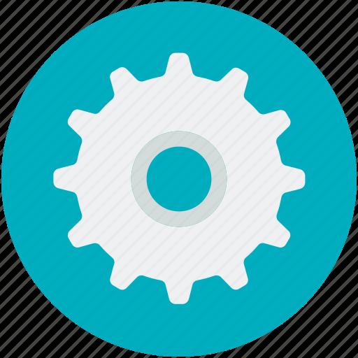 Adjustment, cog, cogwheel, gearwheel, mechanism icon - Download on Iconfinder