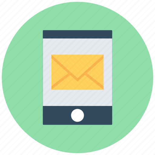 email, ipad, mobile, mobile phone, smartphone icon