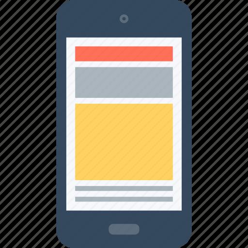 apple, communication, device, iphone, mobile, phone, telephone icon